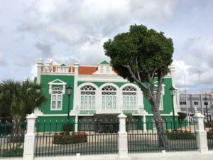 Bezoek Oranjestad tijdens je vakantie Aruba