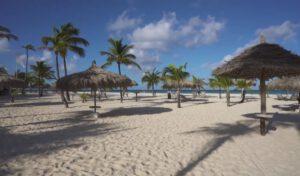 Stranden Aruba: Manchebo Beach