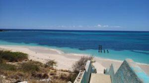 Stranden op Aruba: Rodger's Beach