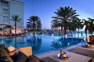 Renaissance Aruba Resort & Casino Marina gedeelte